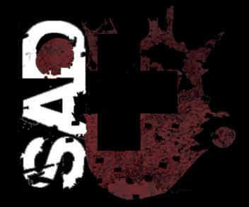 SAD's logo